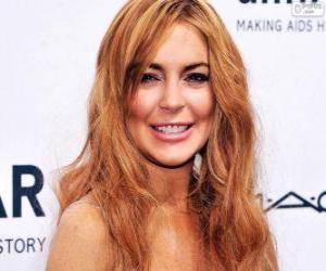 Lindsay Lohan puzzle