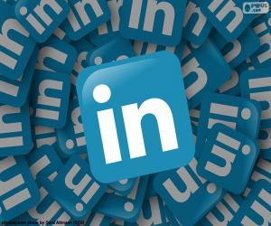 LinkedIn-logo puzzle