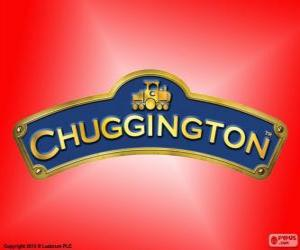 Logo der Chuggington puzzle