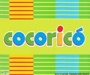 Logo der Cocorico puzzle