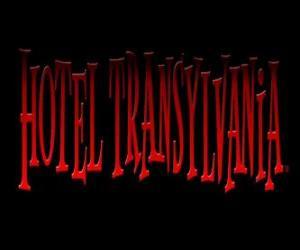 Logo der Hotel Transilvanien puzzle