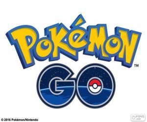 Logo der Pokémon GO puzzle