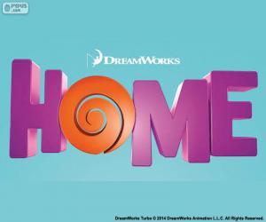 Logo des Films Home puzzle