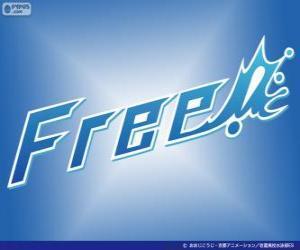 Logo Free! - Iwatobi Swim Club puzzle