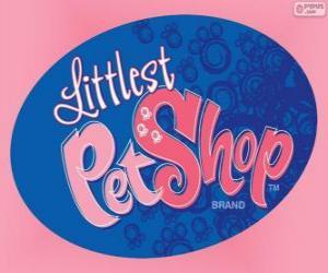 Logo Littlest PetShop puzzle