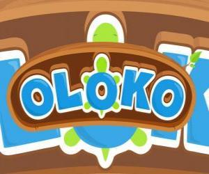 Logo Oloka Strategie Spiel online puzzle