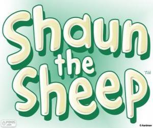 Logo vom Shaun das Schaf puzzle