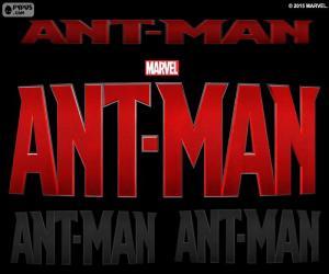 Logo von Ant-Man puzzle