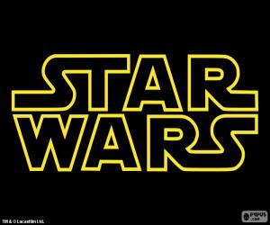 Logo von Star Wars puzzle