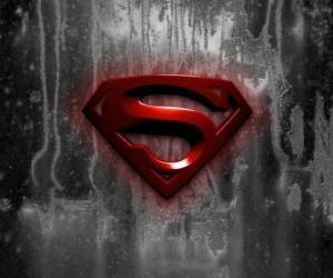 Logo von Superman puzzle