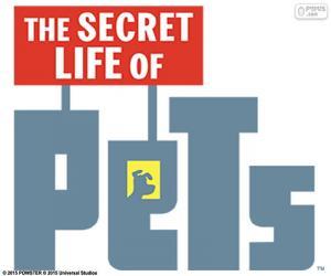 Logo von The Secret Life of Pets puzzle