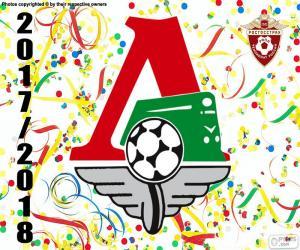 Lokomotiv, Premjer-Liga 2017-18 puzzle