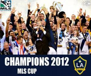 Los Angeles Galaxy, MLS Cup 2012 Meister puzzle