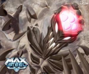 Luft Elementor, Max Steel puzzle
