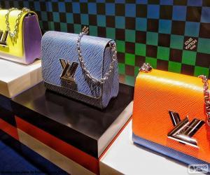 Luxus-Handtaschen puzzle