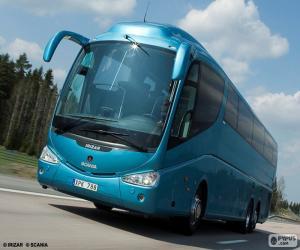 Luxusbus puzzle