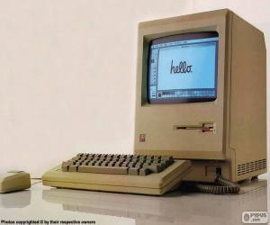 Macintosh 128K (1984) puzzle
