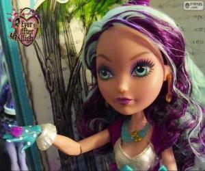 Madeline Hatter, Student aus Ever After High puzzle