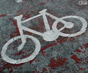 Malte Fahrrad, signal puzzle