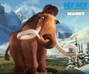 Manfred, Manny, the mammoth puzzle