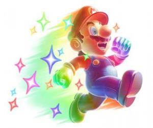 Mario unbesiegbar puzzle
