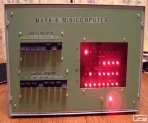 Mark-8 (1974) puzzle