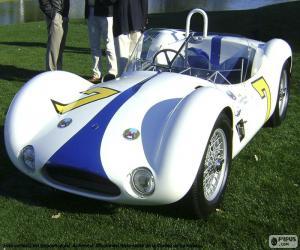 Maserati Tipo 61 (1960) puzzle