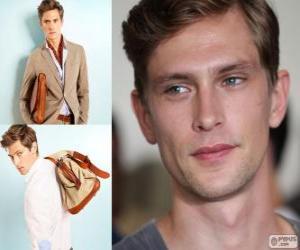 Mathias Lauridsen ist ein dänisches model puzzle