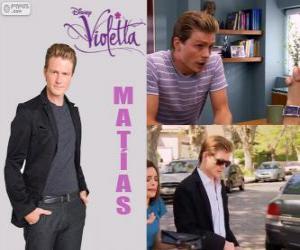 Matias ist der Bruder von Jade puzzle