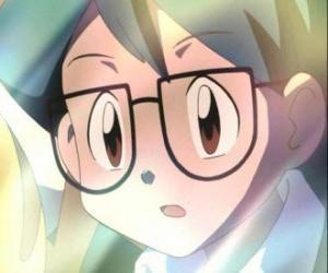 Max erscheint als Begleiter von Ash Ketchum, ist auch der jüngere Bruder von Mai und ist der Gruppe Ash, Mai und Brock pokémon Züchter. puzzle