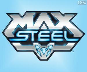 Max Steel logo puzzle