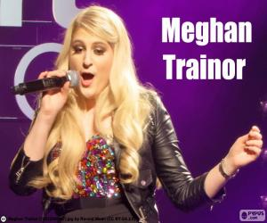 Meghan Trainor puzzle