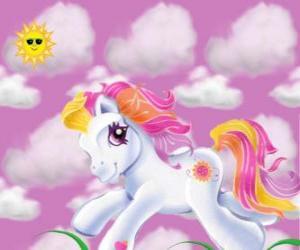 Mein kleines Pony-Ausführung puzzle