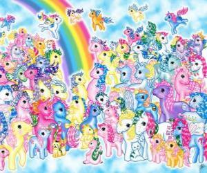 Mein kleines Pony - My Little Pony puzzle