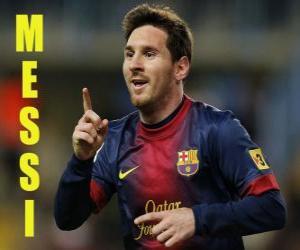 Messi puzzle