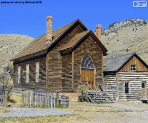 Methodistische Kirche, Vereinigte Staaten puzzle