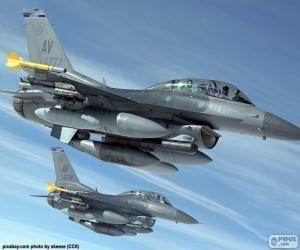 Militärflugzeuge puzzle
