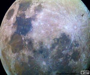 Mond puzzle