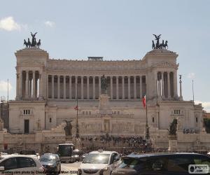 Monumento a Vittorio Emanuele II puzzle