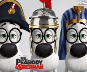 Mr. Peabody puzzle