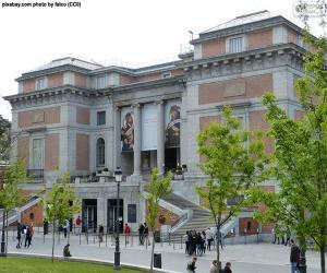 Museo del Prado, Madrid puzzle