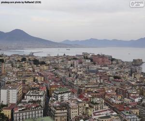Neapel, Italien puzzle