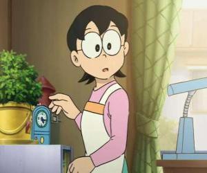 Nobita Mutter, Tamako Nobi puzzle