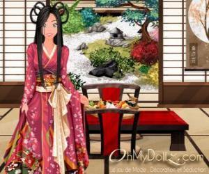 Oh My Dollz orientalisch puzzle