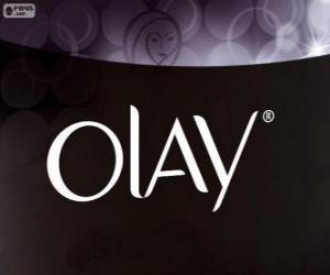 Olay-logo puzzle