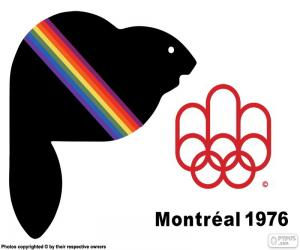 Olympische Sommerspiele Montreal 1976  puzzle