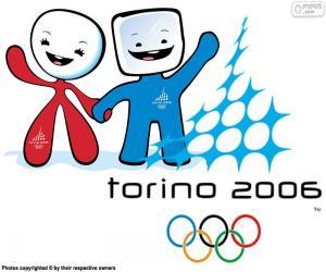 Olympische Spiele Turin 2006 puzzle