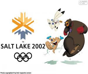 Olympische Spiele von Salt Lake City 2002 puzzle