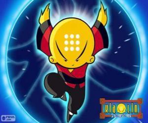 Omi, Xiaolin Drachen des Wassers, der protagonist puzzle