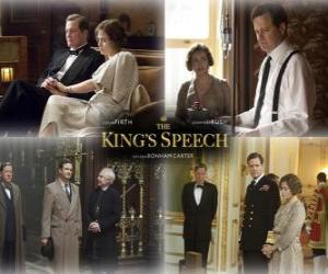 Oscar 2011 - Bester Film: The King's Speech (2) puzzle